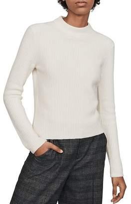 Maje Magik Ribbed Sweater