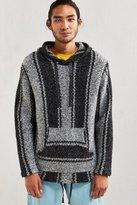 Stussy Chunky Knit Hoodie Sweater