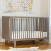 Oeuf Sparrow Crib in Grey