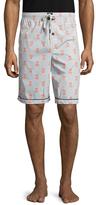 Psycho Bunny Plaid Jam Shorts