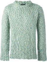 Ann Demeulemeester thick knit sweater