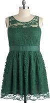 BB Dakota When the Night Comes Dress in Emerald