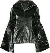 Micol Ragni short bell sleeve jacket