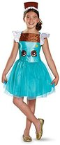 Disguise Shopkins Cheeky Chocolate Classic Costume for Kids