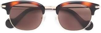 Moncler Eyewear oversized sunglasses