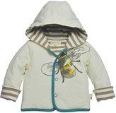 Burt's Bees Baby Watercolor Bee Jacket (Baby) - Ivory-Newborn