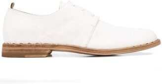 Officine Creative Skipper Wash Osso Derby shoes