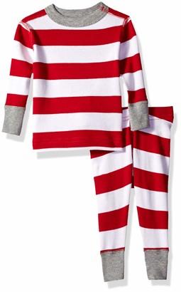 Moon and Back Baby Organic 2-Piece Pajama