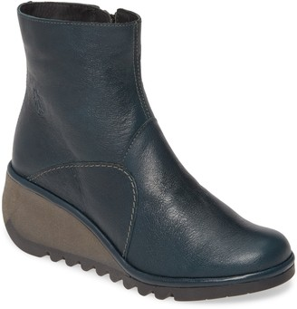 Fly London Nest Wedge Bootie