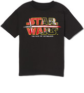 Star Wars Life's Bargains Boys' Tee Shirts Black The Rise of Skywalker Black Tee - Toddler & Boys
