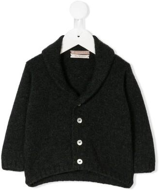 La Stupenderia Shawl Collar Cardigan