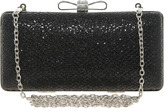 Warehouse Sparkle Bow Clutch Bag