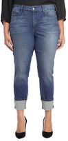 Nydj Plus Plus Lorena Boyfriend Jeans