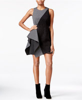 Rachel Roy Asymmetrical Sheath Dress