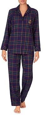Ralph Lauren Ralph Folded Gift Pajama Set