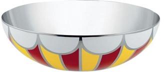 Alessi Circus Striped Serving Bowl
