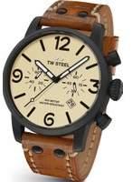 TW Steel Mens Maverick Chronograph 45mm Watch TWMS43