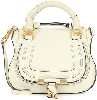 Chloé Exclusive to Mytheresa Marcie Mini leather tote