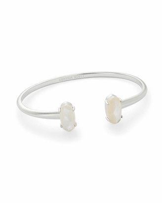 Kendra Scott Edie Cuff Bracelet in Silver
