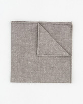 Le Château Linen Blend Pocket Square