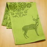Reindeer Jacquard Kitchen Towel