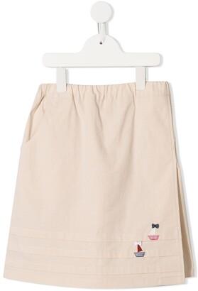 Familiar Sailboat shorts