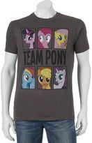 My Little Pony Team Pony Tee - Men