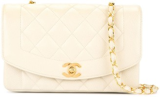 Chanel Pre-Owned 1991-1994 diamond quilted shoulder bag