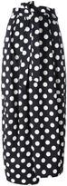 Christian Wijnants 'Svel' polka dots skirt - women - Cotton/Cupro - 38