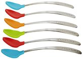 Gerber Graduates BPA Free Soft Bite Infant Spoon, 6-Pack.
