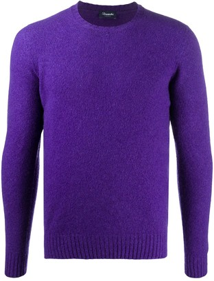 Drumohr Crew Neck Wool Jumper