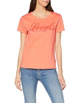 Garcia Women's N00212 T-Shirt