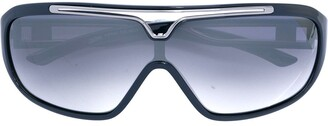 Jean Paul Gaultier Pre Owned Oversized Sunglasses