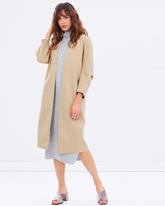 Friend Of Audrey Paloma Minimal Coat