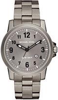 Michael Kors Men's Paxton Titanium & Stainless Steel Bracelet Watch 43mm MK8534/MK8533/MK8532