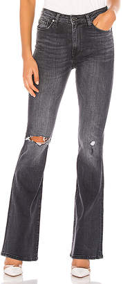 Hudson Jeans Holly High Rise 5 Pocket Flare. - size 24 (also