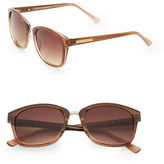 Vince Camuto 63mm Round Sunglasses