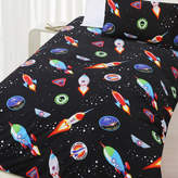 Space Cadets Glow In The Dark Quilt Cover Set