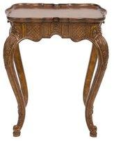 Maitland-Smith Wood Side Table