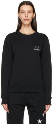 Études Black Klein Europa Logo Sweatshirt
