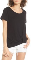BP Women's Twist Front Tee