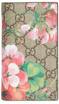 Gucci Gg Blooms Iphone 7 Folio - Pink