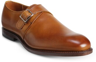 Allen Edmonds Plymouth Monk Strap Shoe