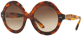 Ralph Lauren RL8140 Round Gradient Sunglasses