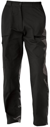 Regatta Womens action trousers unlined Black 10L