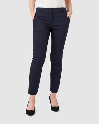 Forever New Mindy Petite 7/8 Slim Pants