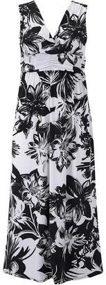 Nougat Sicily Floral Maxi Dress