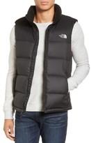 The North Face Men's Nuptse Water Repellent Down Vest