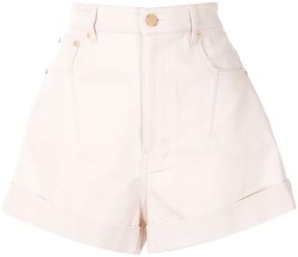 Acler Hiller denim shorts