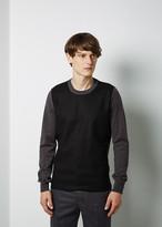 Maison Margiela Line 10 Wool Combo Pullover